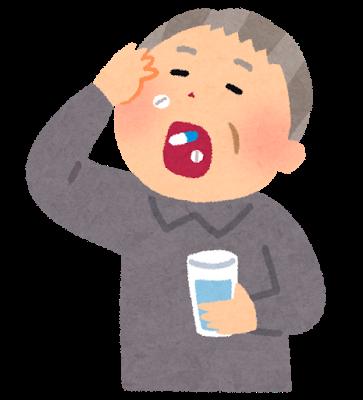 ミノキシジルの副作用|ミノタブで排尿機能の低下